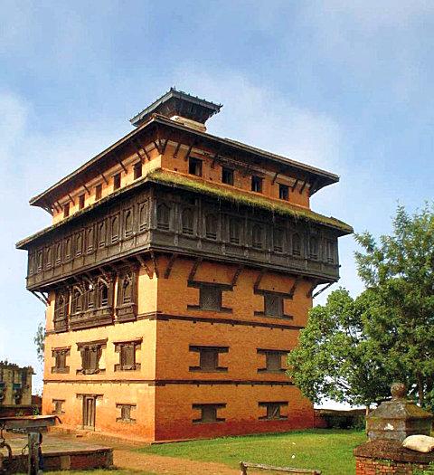 Nuwakot Palace, Nepal