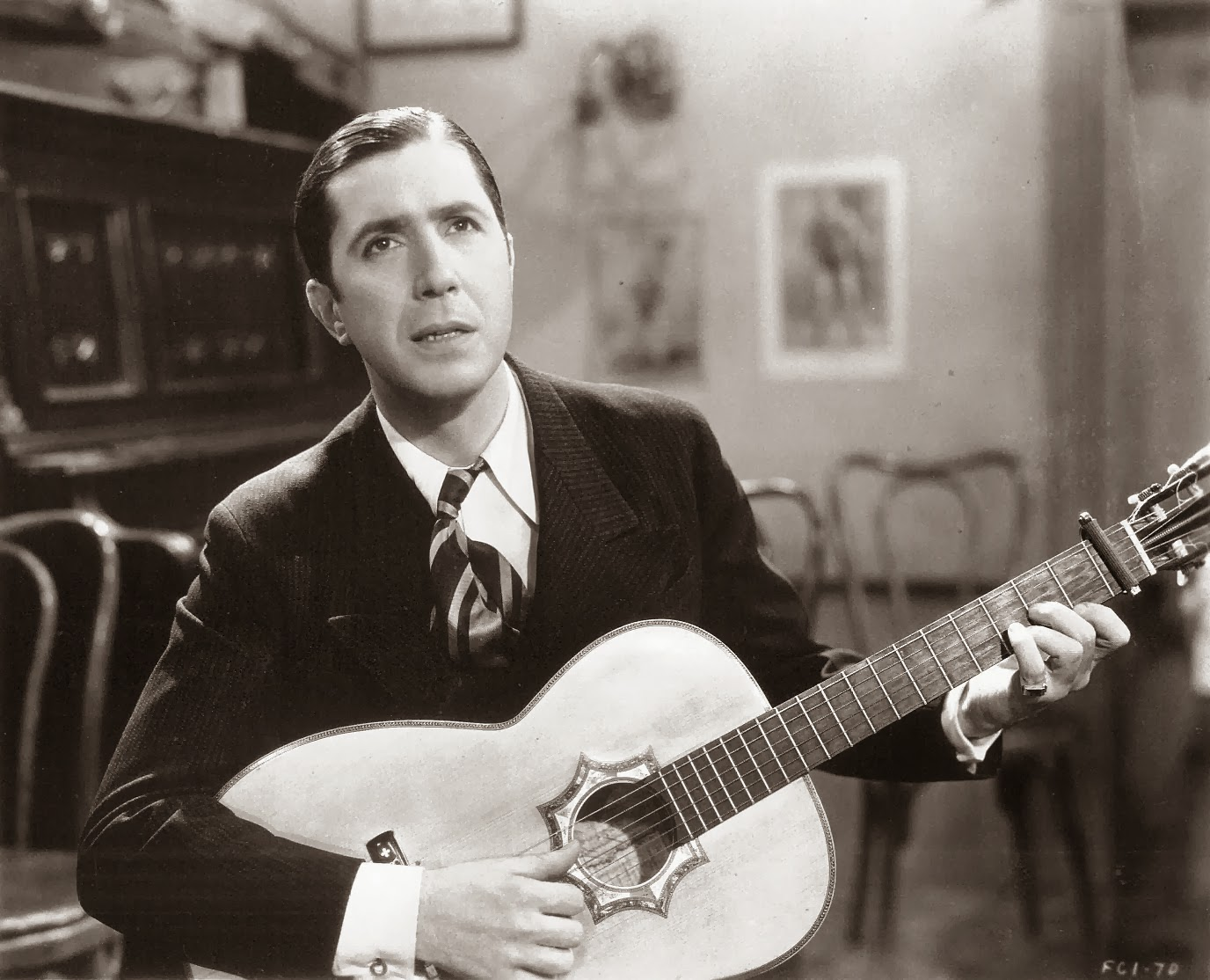 maandag 24 juni 1935 (El día que murió la música)