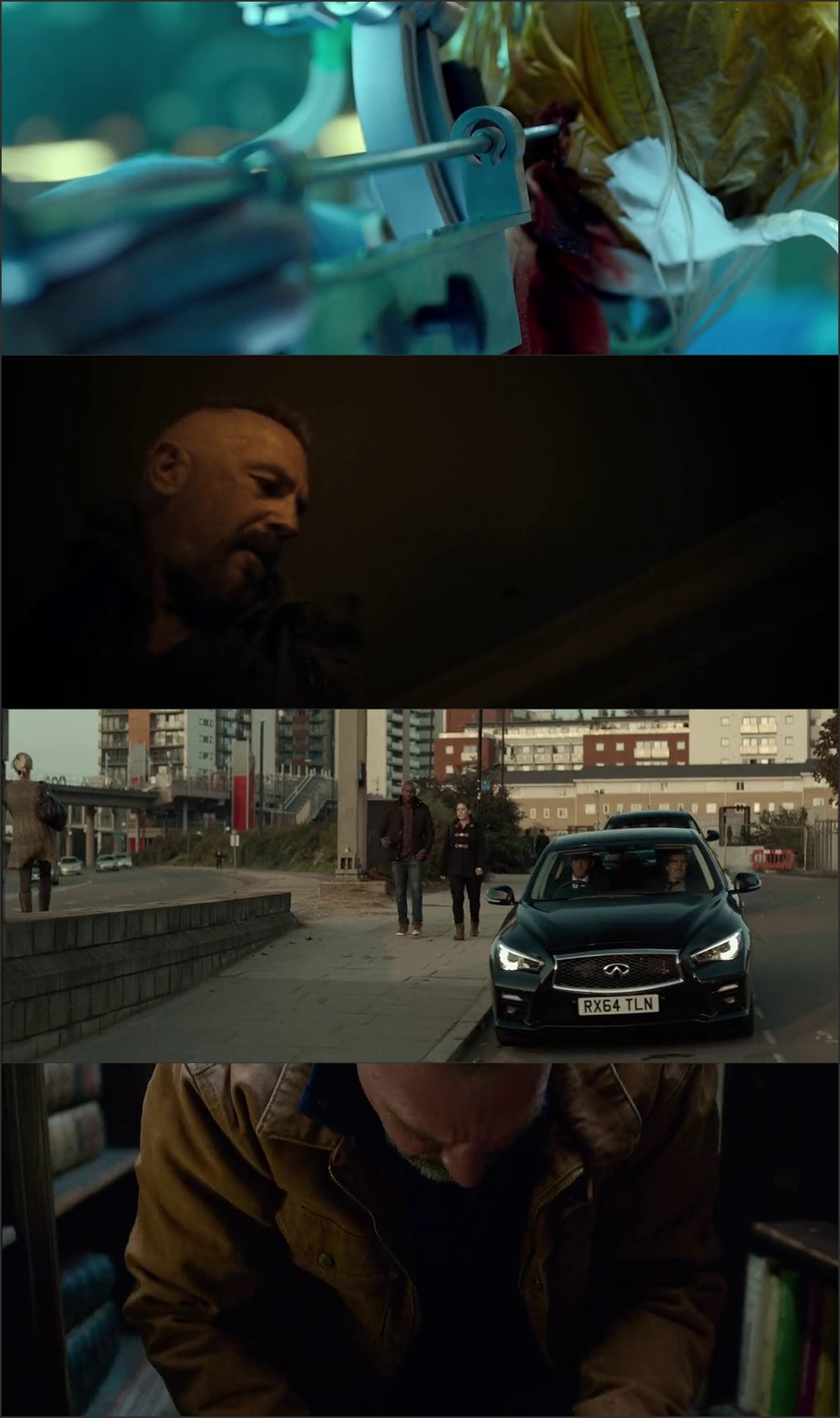 Screen Shot Of Criminal 2016 300MB Full Movie Hindi Dubbed Free Download 480P BRRip Small Size PC Movie