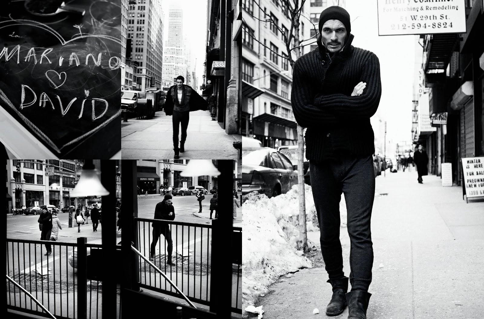 part 3 Metropolitan - David gandy for Dolce & Gabbana book ...