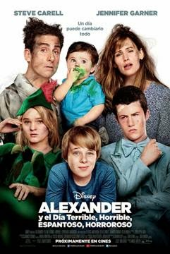 descargar Alexander y el Día Terrible, Horrible, Espantoso, Horroroso, Alexander y el Día Terrible, Horrible, Espantoso, Horroroso español