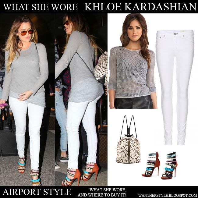 khloe kardashian 2014 style