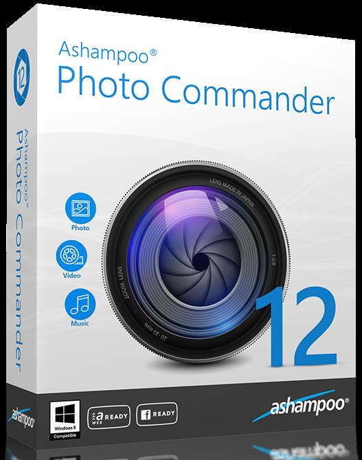 Ashampoo Photo Commander 12 download