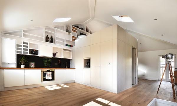Bridoor s.l: loft en camden, londres by craft design.