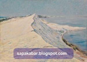 nehrung lidah pasir