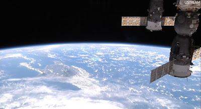 ISS - AO VIVO