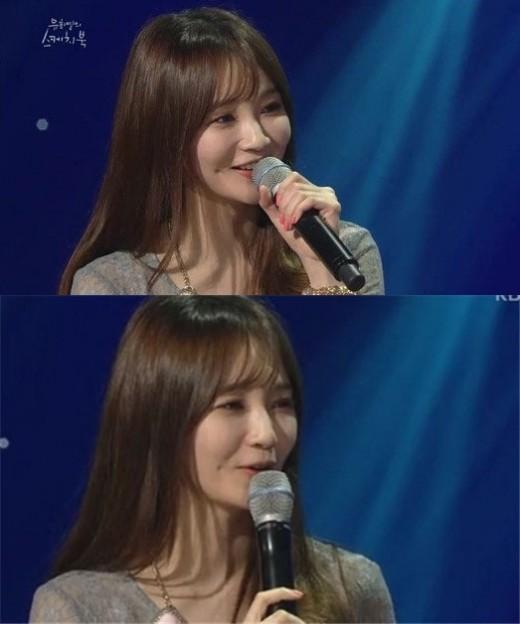 Min Kyung Kesulitan Menjadi Penyanyi Lagu Ballad