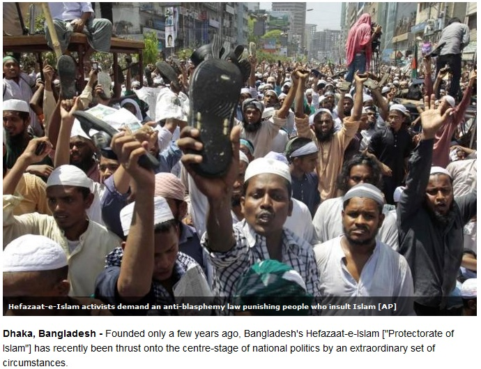 The Rise of Islamic Extremism in Bangladesh