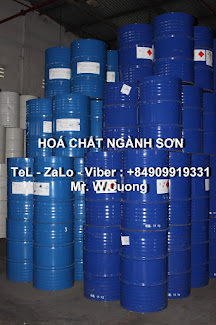 HOÁ CHẤT NGÀNH SƠN | chemical and solvent