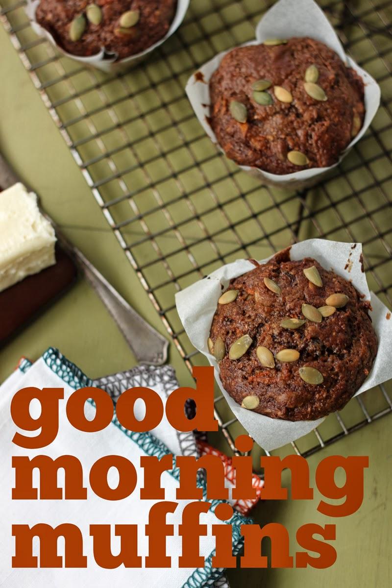 Stir & Scribble: Good Morning Muffins