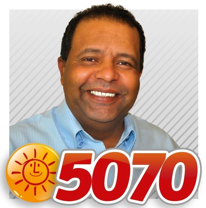Professor Toninho do Embu das Artes candidato Para Deputado Federal Na região