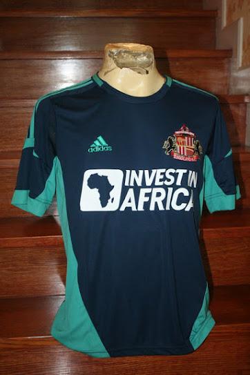 Jersey Sunderland Away 2012/2013