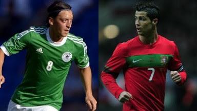 Prediksi Pertandingan Jerman vs Portugal Euro 10 Juni 2012