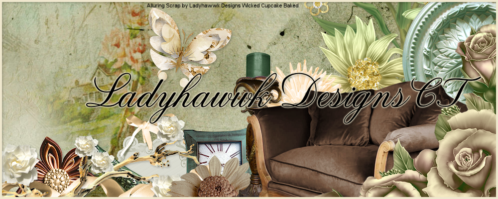 Ladyhawwk Designs CT