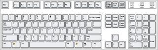 Kode-Kode Keyboard untuk Windows