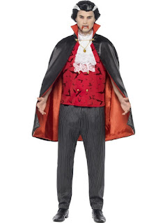 Channel them with an old Victorian costume or give it a modern twist but donu0027t forget a white pasty complexion fangs and some fake blood.  sc 1 st  Fun u0027Nu0027 Frolic & Fun u0027Nu0027 Frolic: Halloween Monster Costumes
