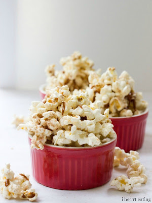 I Heart Eating: Browned Butter Snickerdoodle Popcorn