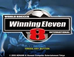 Download Game Winning Eleven 8 PS1 Gratis