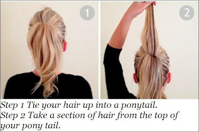 Cute easy braided bun hairstyle for long hair hairstyles hair easy braided hair bun tutorial urmus Image collections