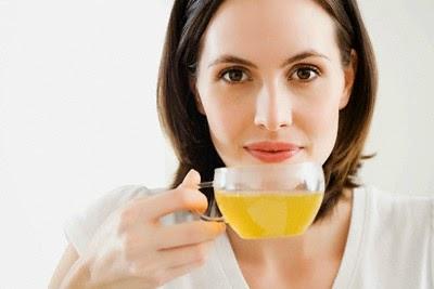 Giảm cân bằng trà xanh- mỡ thừa, mỡ bụng không còn đáng lo