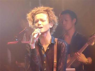 Ryosuke Miura Holds First Live Solo