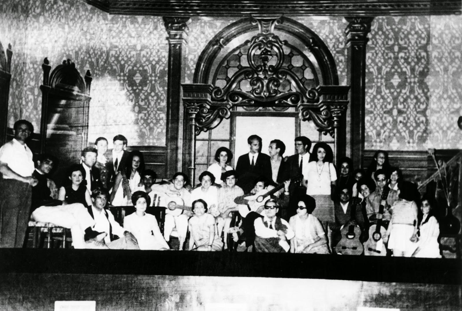 Cronicas de sanse 1963 2013 cincuenta a os ya del hogar - Los anos cincuenta ...