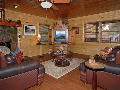 Country Living Rooms Photos