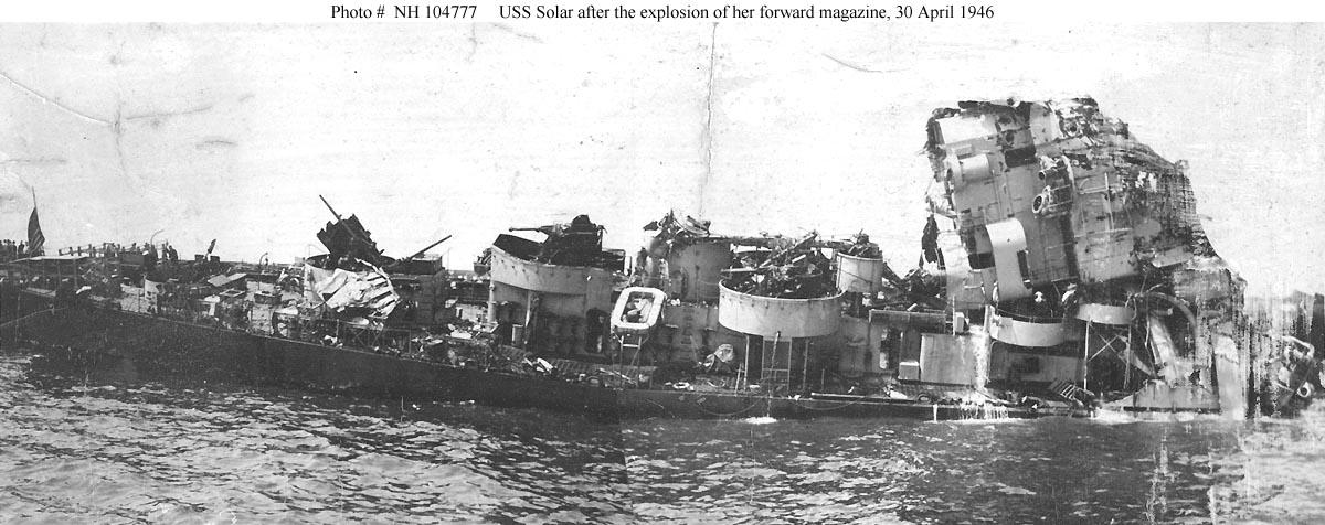 Naval Warfare April 2012