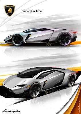 Lamborghini Sketch Concept