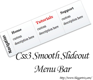 Css3+Smooth+Slideout+menu+bar+for+blogger