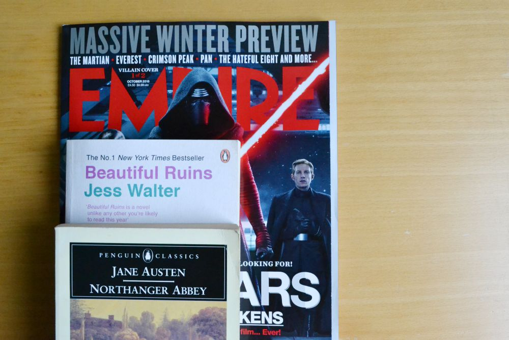 empire magazine paperbacks