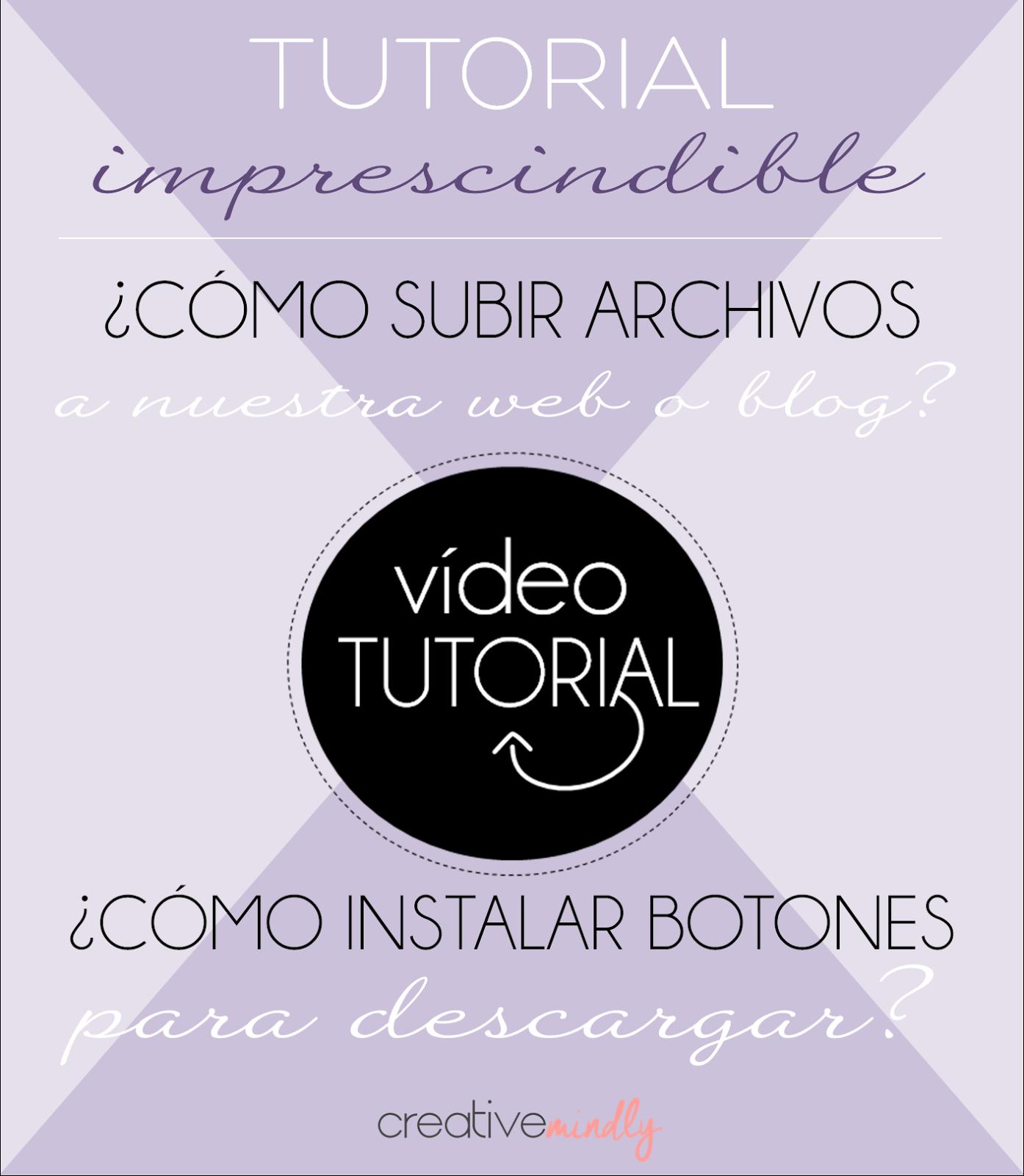 SUBIR ARCHIVOS BLOG WEB