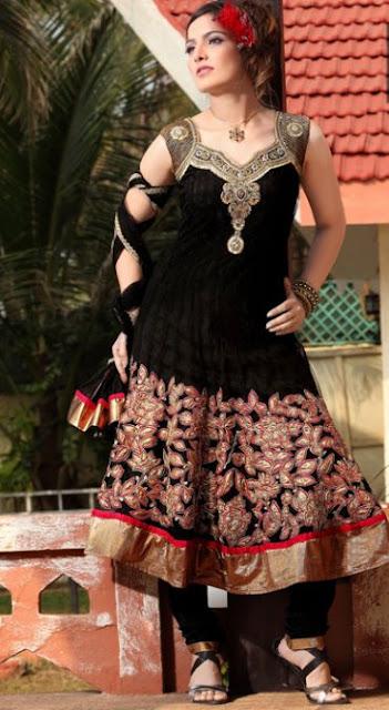 Anarkali Salwar Kameez Shalwar Kameez Designs Latest