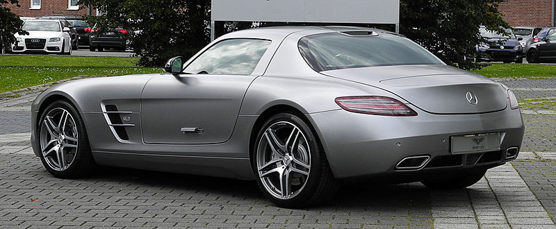 Mercedes sls amg for How much is a new mercedes benz