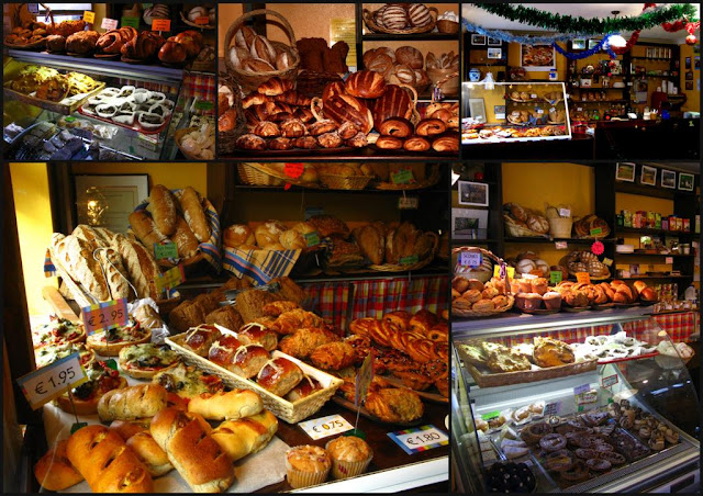 images from a bakery