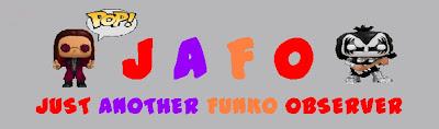 JAFO's NEWS - the FUN in FunKo