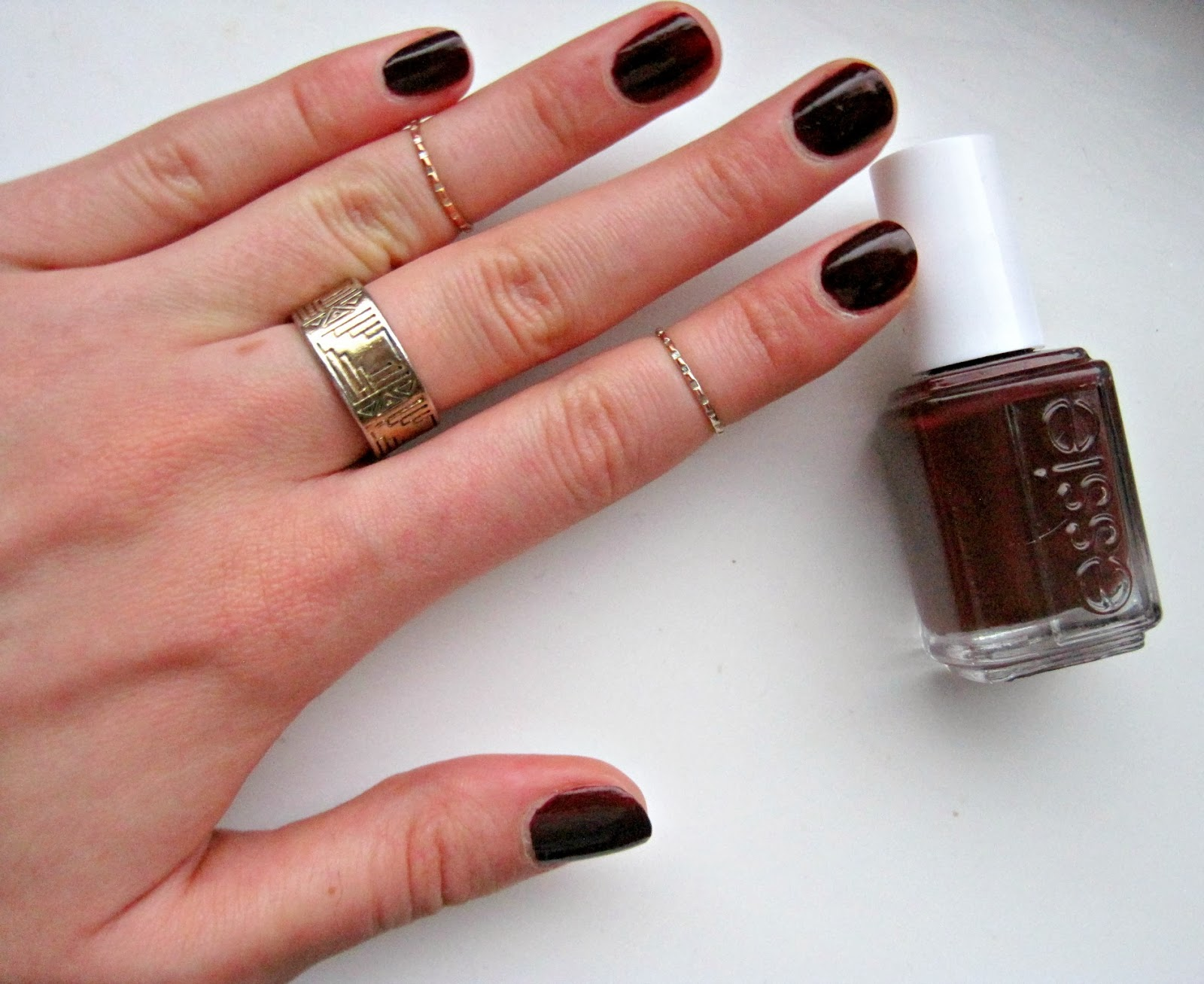 Essie Shearling Darling Nail Polish Swatch Review