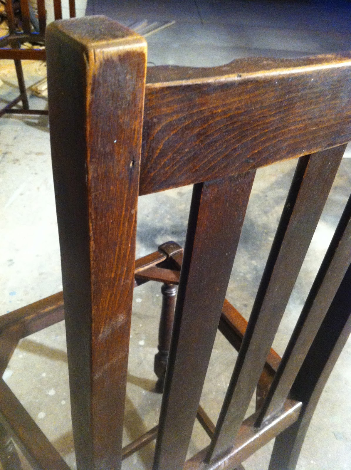 Stripping Old Wax Off Furniture