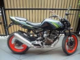modifikasi motor honda tiger 2000