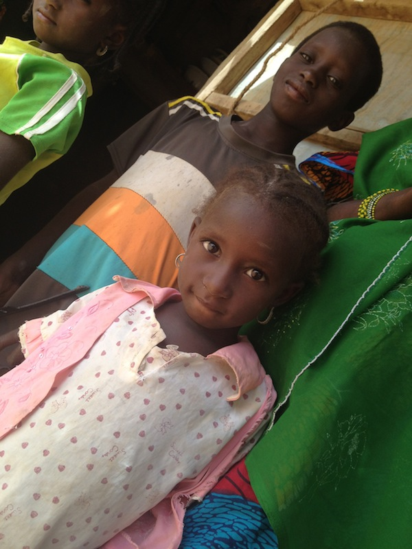 Fatima World Vision Sponsored child