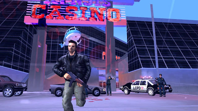 Download Grand Theft Auto III v1.6 Cracked Paid Apk+Data For Android