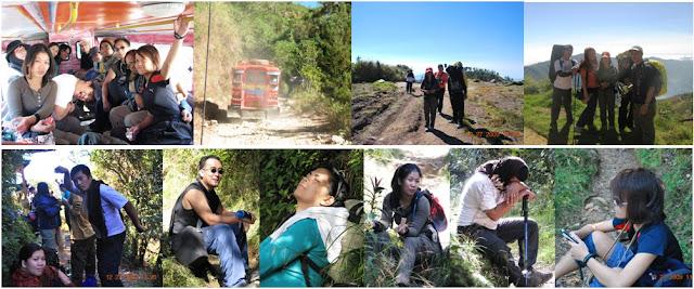 mt pulag ambangeg trail, mt pulag benguet, luzon highest peak, mt pulag easy trail