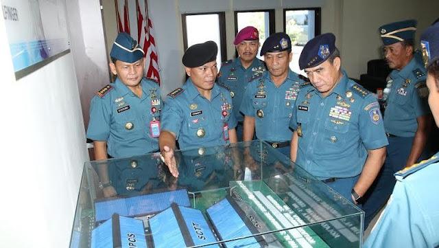 TNI AL Kini Punya Simulator Kapal Selam