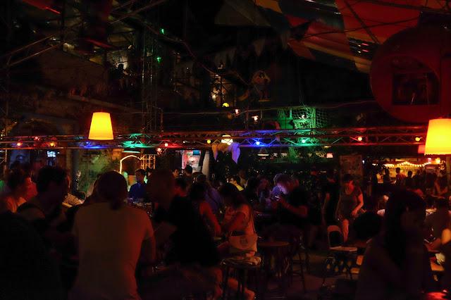 Szimpla Kert Ruin Bar Budapest