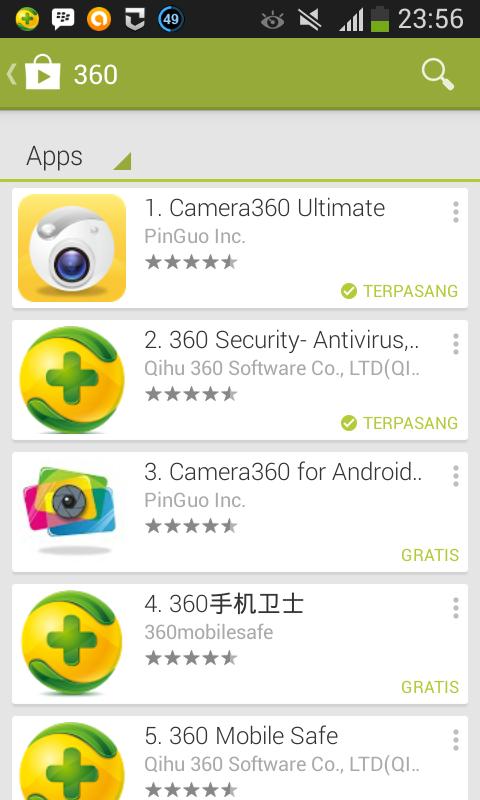 serba 360 di android saya kali ini akan membahas aplikasi android apa ...