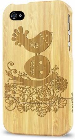 Fundas para Iphone, Fabricadas en Bambu