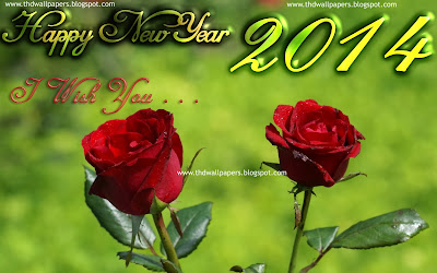 Happy New Year Backgrounds Wallpapers 2014