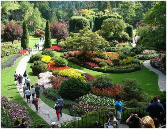 Gardens quebec city