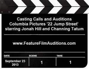 22 Jump Street Casting Calls