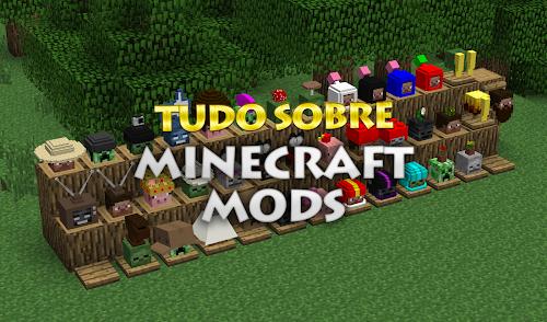 Minecraft Mods com PlugCraftBR